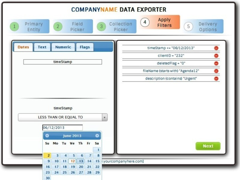 Mobile Data Exporter by Full Stack Partners